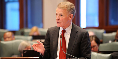Illinois House Speaker Michael J. Madigan
