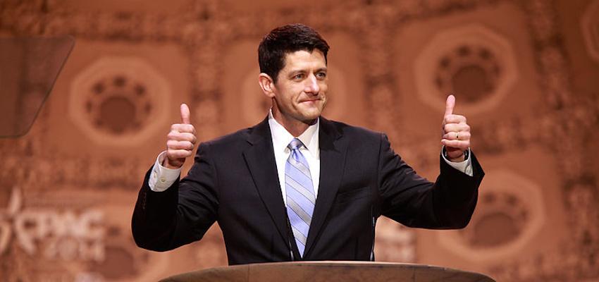 Rep. Paul Ryan (R–WI)