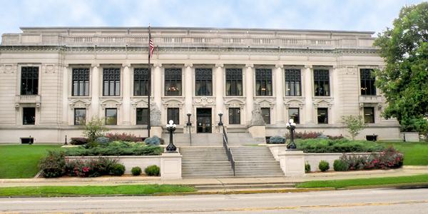 Large sct building
