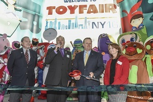 TIA's annual Toy Fair in New York City showcased hundreds of thousands of products in a 415,000 square-foot exhibit space.