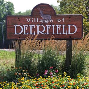 Medium deerfieldsign