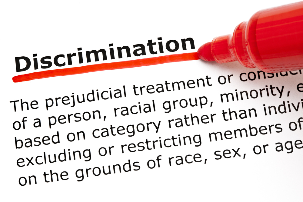 the analogies between racial and gender discrimination Although gender discrimination is traditionally viewed as a problem normally encountered by females, it has significantly affected males as well in the past few decades, gender discrimination has gained respect as a serious affront it is frequently given as much credence as racial discrimination.