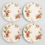 Harvest Watercolor Dinner Plates