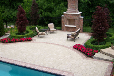 Homeowners are increasingly creating a place to relax by the fire, even in the outdoors.