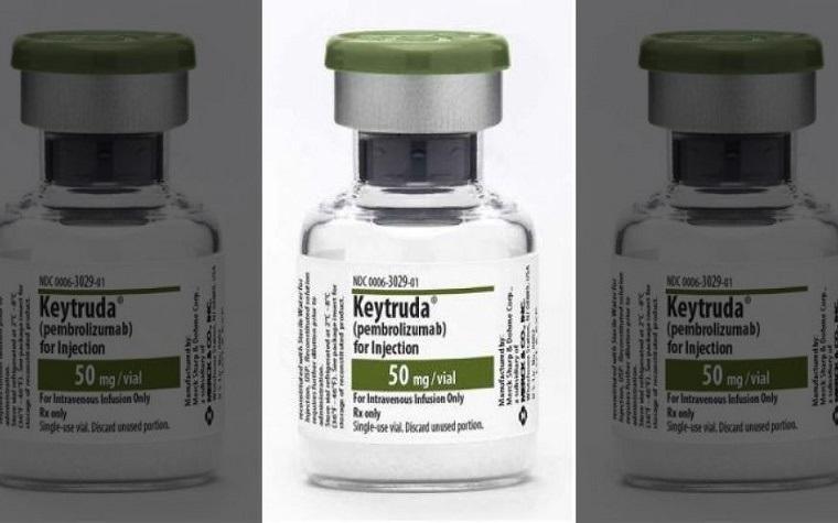 Merck presents Keytruda study results at American Society of Hematology meeting.
