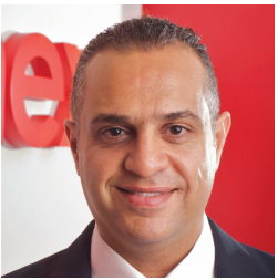 Hussein Hachem, CEO of Aramex