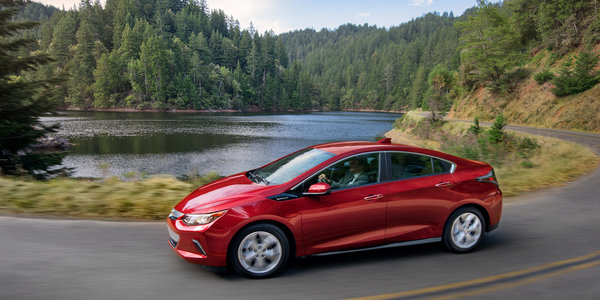 The Volt offers a fun, dependable ride for all ages.