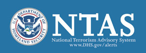 Homeland Security issues fact sheet on NTAS update.