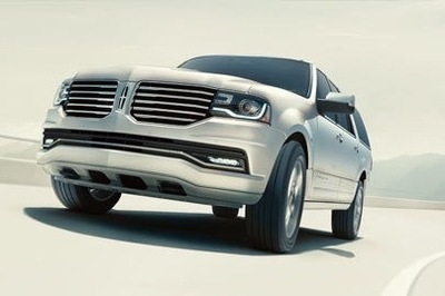 The massive SUV that is the Lincoln Navigator L includes seating for eight.