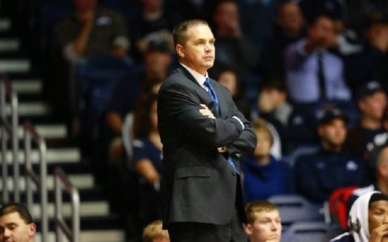 Chris Holtmann is 45-22 record in his two seasons with the Bulldogs.