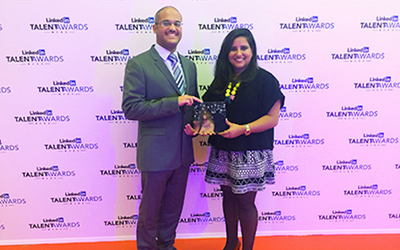 Zain Group honored at LinkedIn awards as best Employer Brand in MENA region