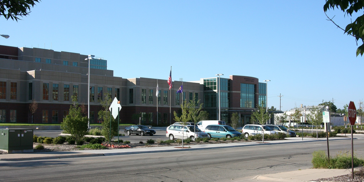 Winnebago county justice center