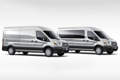 The 2016 Ford Transit comes in three models.