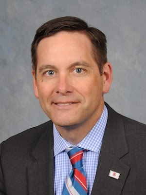 State Rep. Tim Butler (R-Springfield)