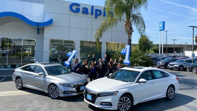 Galpin Motors CEO Beau Boeckmann will star in a new Discovery channel series, Driven, with two other members of Galpin Motors.