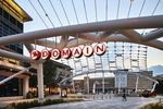 Shopping in North Austin include The Domain, an upscale outdoor mall.
