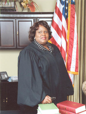 Bernette J. Johnson, chief justice of the Louisiana Supreme Court