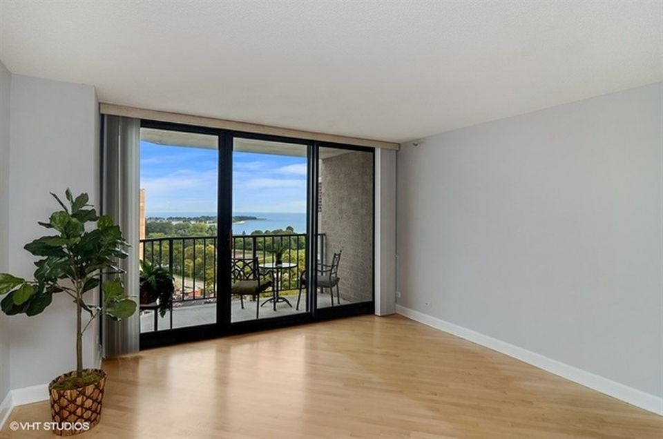 The condo at 3660 N. Lake Shore Drive in Boystown, currently offers for $269,000, had a 2016 property tax bill of $2,992.
