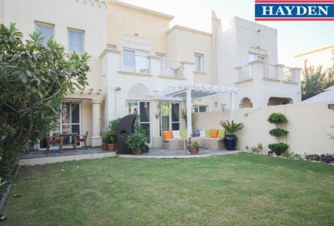 Dubai Villa in the Springs