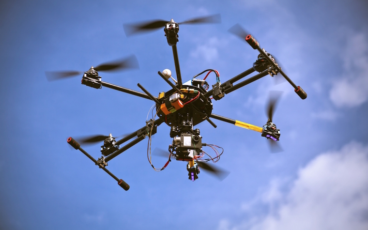Emirates NBD was a leading sponsor of the  UAE Drones for Good Award ceremony and event.