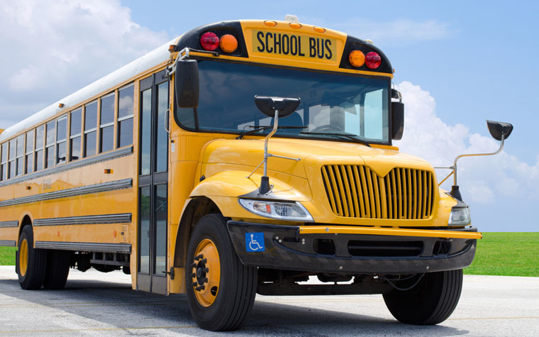 National school bus staff to receive autism training.