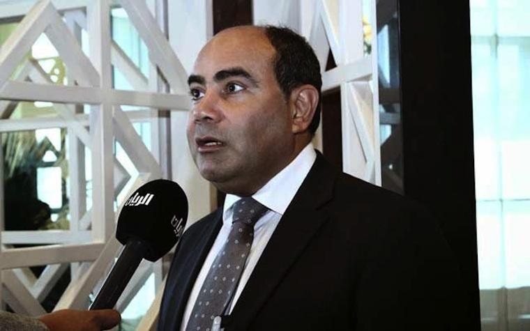 George Berbari, CEO of DC Pro Engineering UAE
