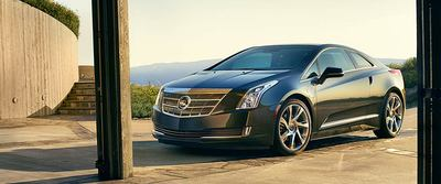 The 2014 Cadillac ELR blends comfort, luxury and economy.