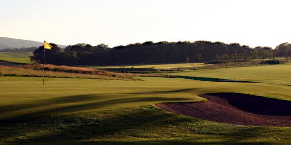 Large golfcourse