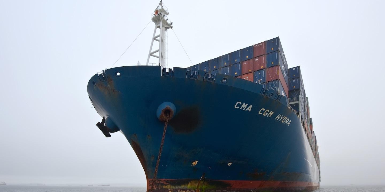 Cargo ship 06