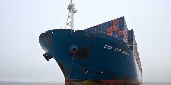 Large cargo ship 06