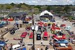 There were 420 cars at last year's Classic Car Stampede held by the Austin County Cruisers in Bellville.