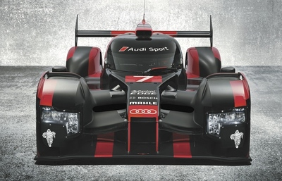 Hybrids, such as this Audi R18, are becoming more commonplace in prominent endurance-racing series.