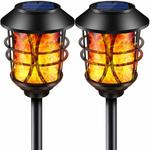 TomCare Solar Torches