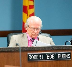 The Arizona attorney general has ended its probe of Arizona Corporation Commission Commissioner Bob Burns.