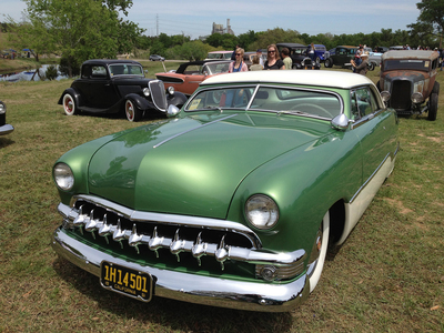 Austin can expect an invasion of classic cars coming from as far away as California for the Lonestar Roundup.