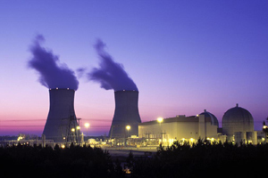 The Vogtle Nuclear Power Plant, Units 1 and 2.
