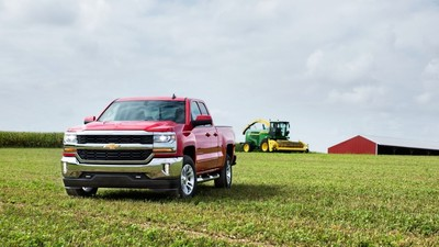 Up to eight Silverado models may be released for the 2019 model year.
