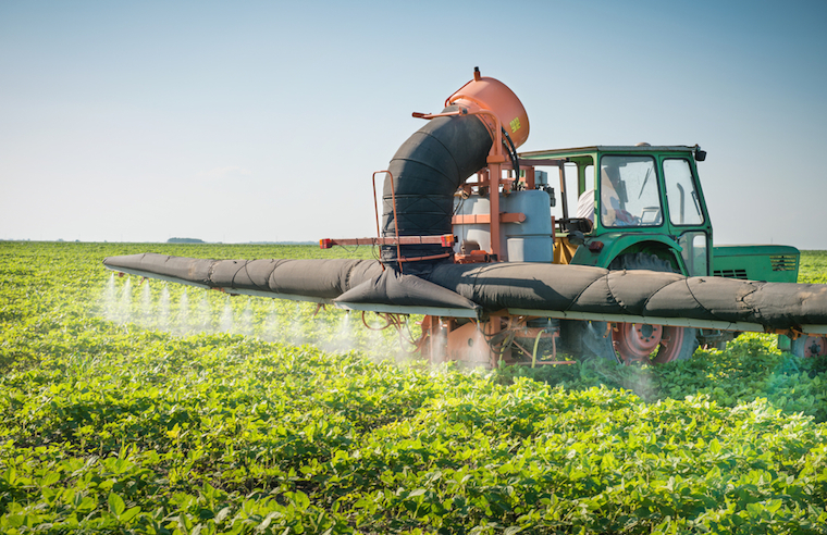 Kline & Co. sees a growing market for biological pesticides.