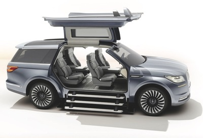 Most of the really neat features of the Navigator concept were just for show.