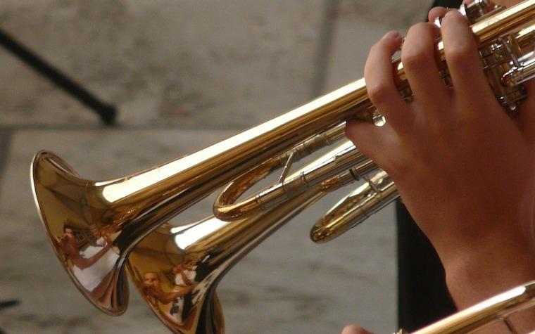 Christine Carrillo has helped grow the instrumental music program at Bridgewater.