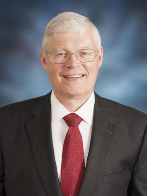 Senator William R. Haine (D-IL)