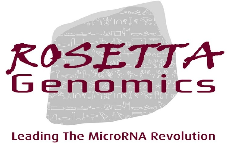 Rosetta Genomics receives Notice of Allowance from U.S. Patent Office for cancer treatment.