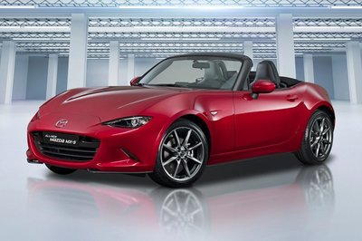 The 2018 Mazda MX-5 Miata offers the exciting driving experience you long for.