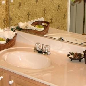 Re-Bath specializes in remodeling bathrooms in less than a week