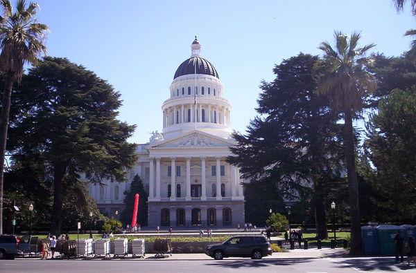 Large californiastatecapitol