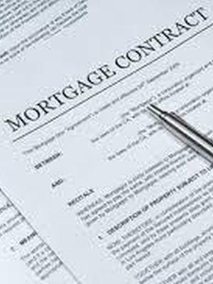 Large mortgage
