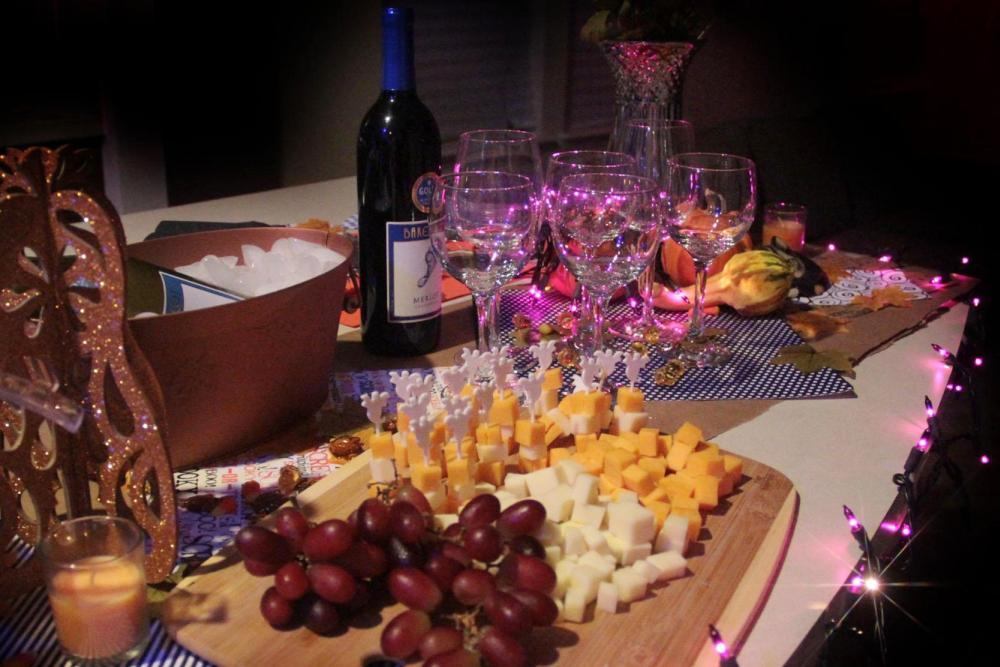 Geneva prepares for upcoming Wine, Cheese and Trees event