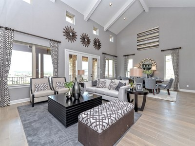 Grand Haven Homes has a variety of fabulous move-in ready and custom-built homes available throughout the Austin area.