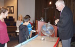 Students take part in U of A STEM competition.