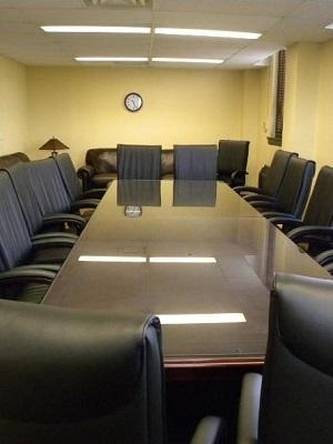 Large juryroom